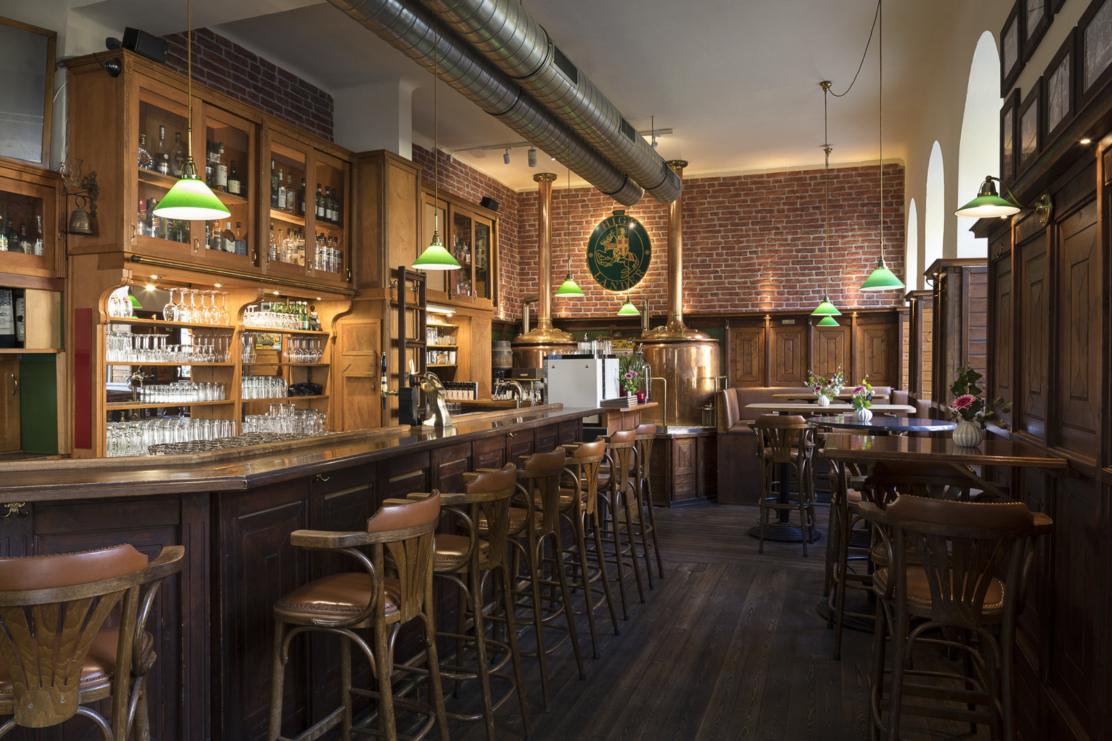 The Highlander Lokal Brauerei